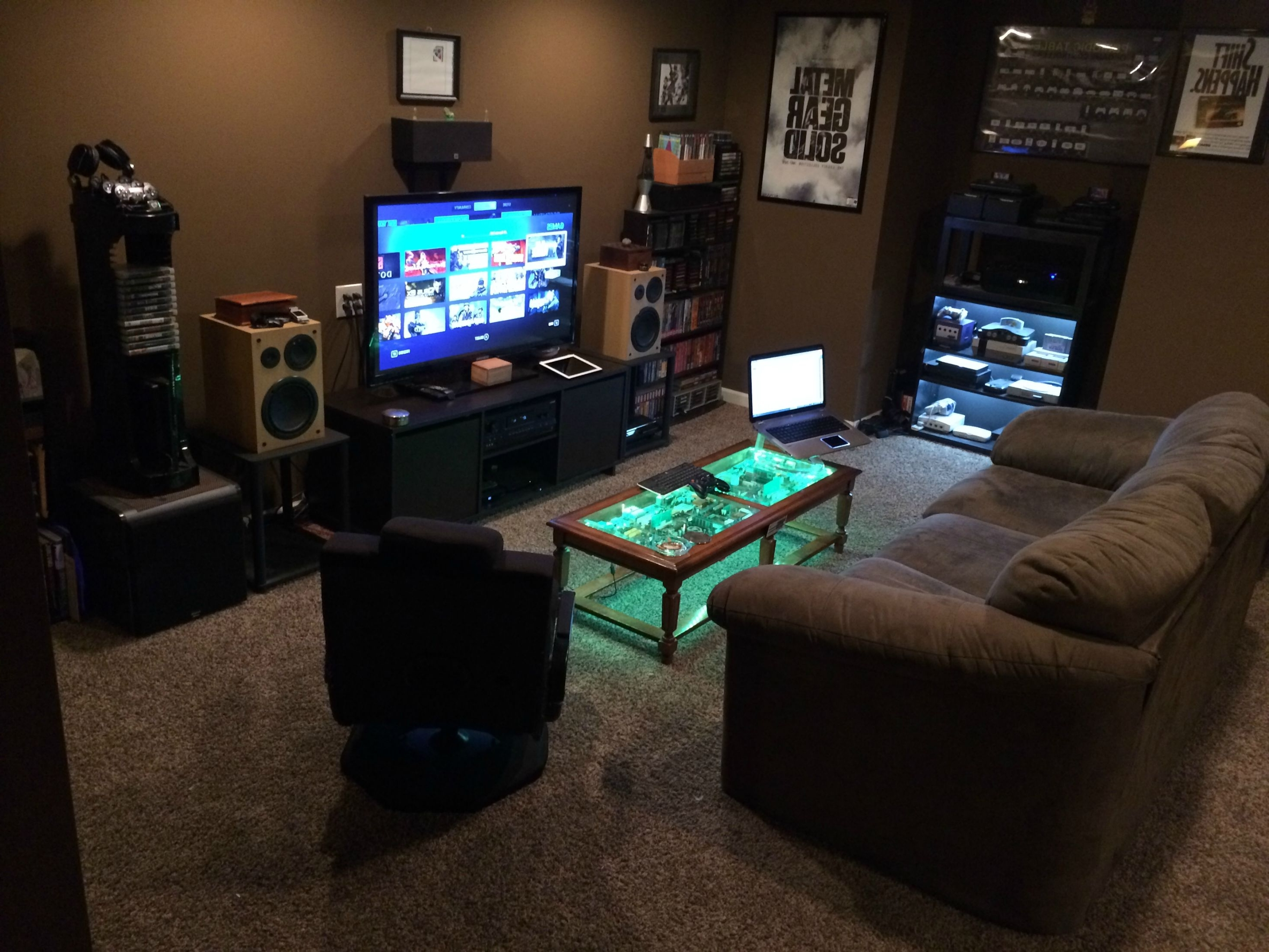 Game Room Decor Diy Video Game Room Decor Small Entertainment Game Room Ideas 942142 Hd Wallpaper Backgrounds Download