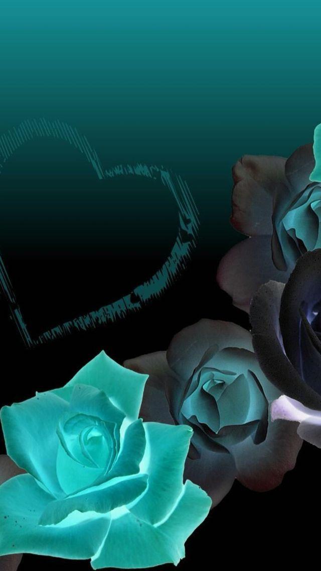 Iphone Wallpaper Ideas Lock Screen Turquoise Flower 942900 Hd Wallpaper Backgrounds Download