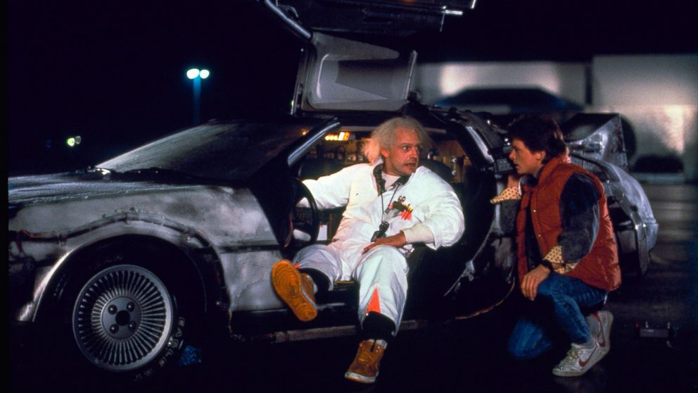 5 Actors You Completely Forgot Had A Role In 'back - Back To The Future Delorean Movie , HD Wallpaper & Backgrounds