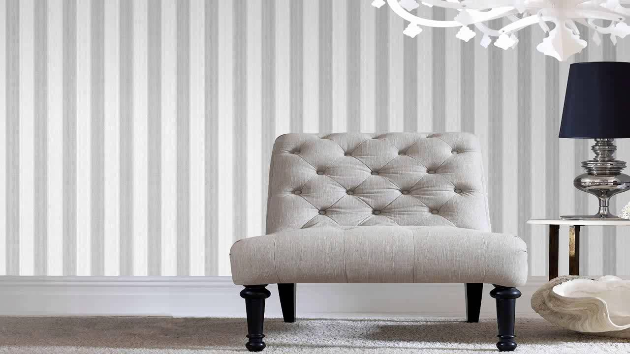 Graham Brown 20 544 1 Fabric Collection Java Stripe Grey