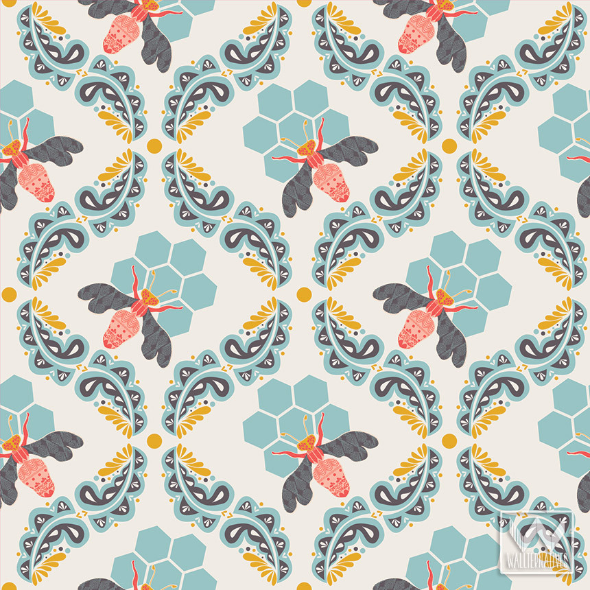 0 Wallpaper Pattern Modern Widescreen Images Collection - Cute Modern Patterns , HD Wallpaper & Backgrounds