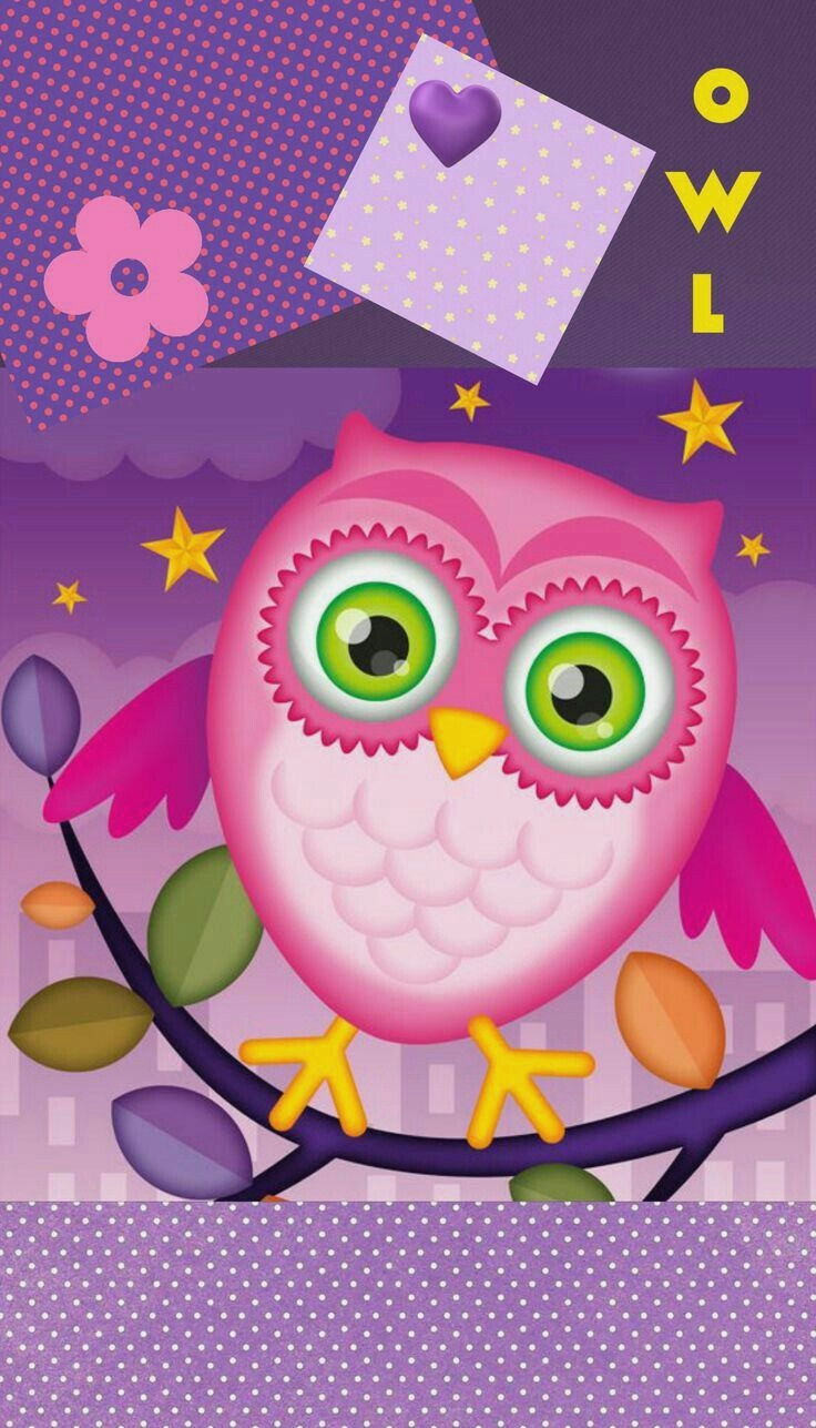 Cute Owls Wallpaper Owl Clip Art Owl Art Smartphone Cute Owls