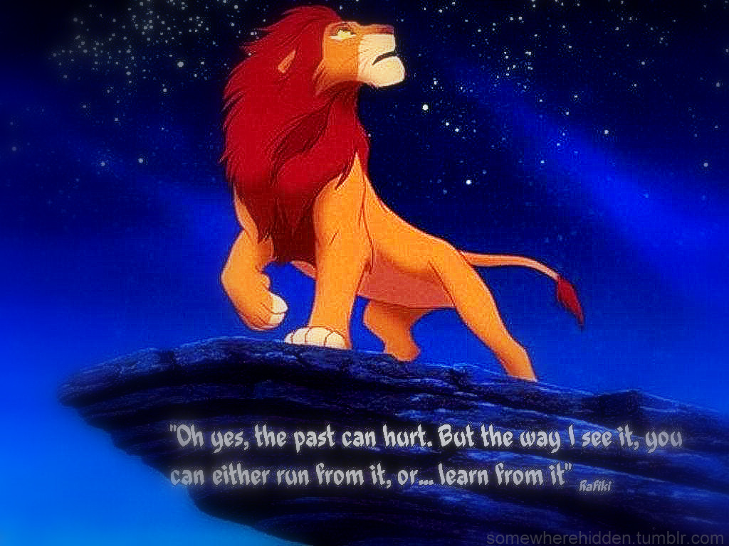 Lion King Quotes 18427 - Simba Quotes The Lion King , HD Wallpaper & Backgrounds