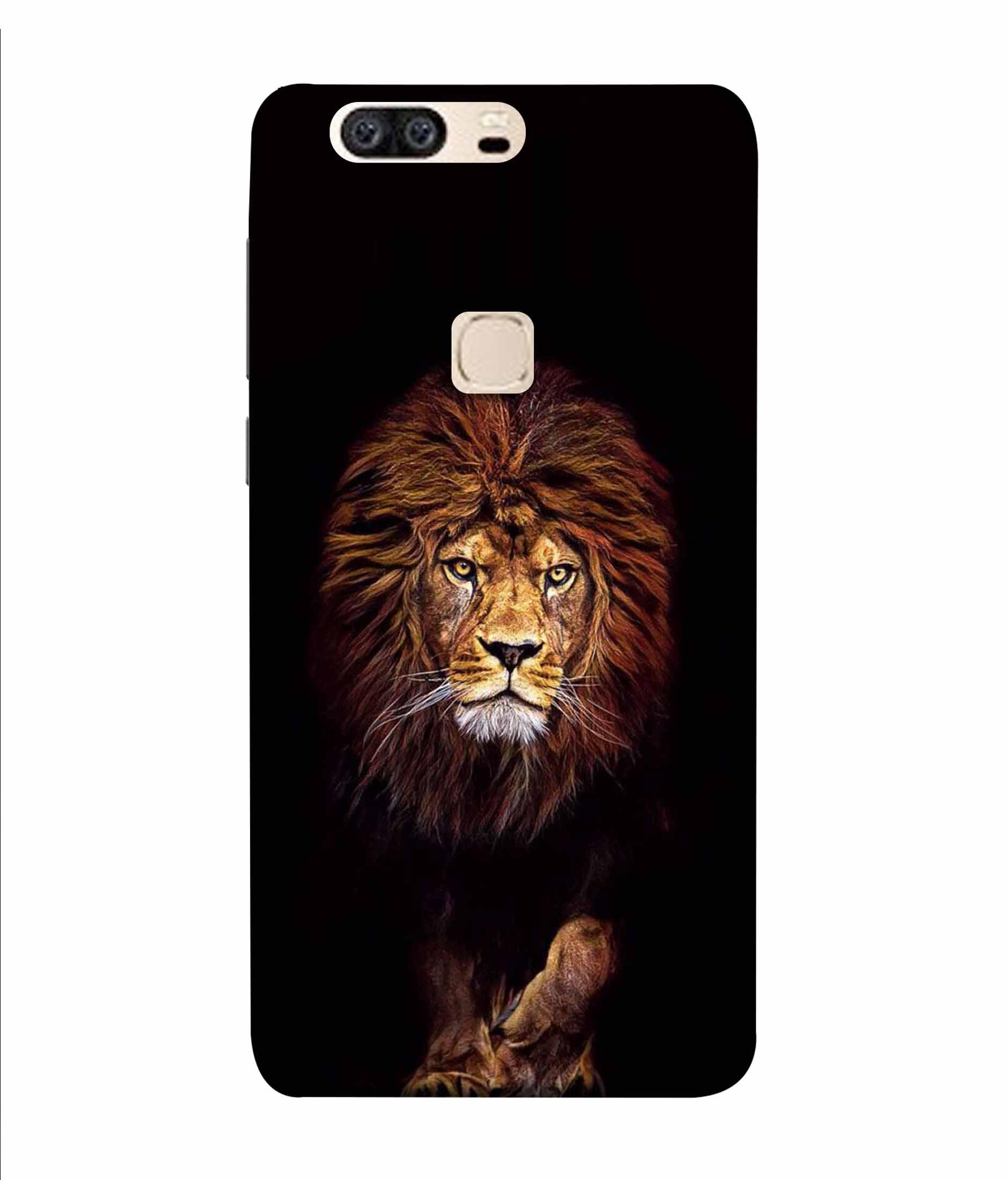 Lion Wallpaper Honor 7c Mobile Back Covers - Crazy Lion , HD Wallpaper & Backgrounds
