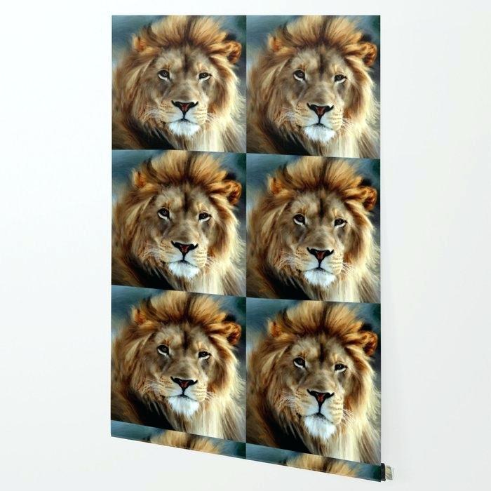 Aslan Wallpaper In Dawn Mobile - Masai Lion , HD Wallpaper & Backgrounds