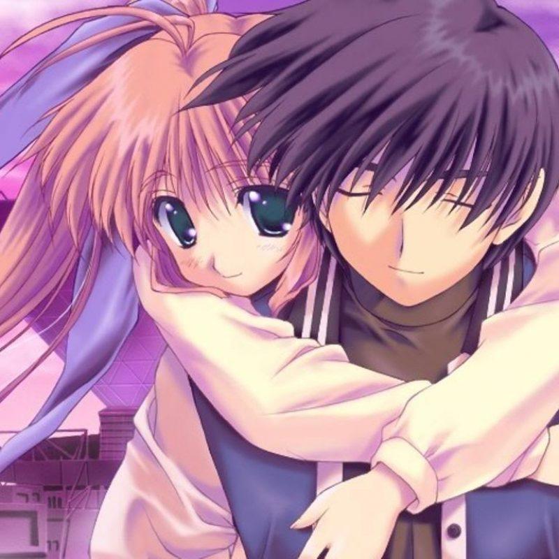 10 Latest Cute Anime Couple Wallpaper Full Hd 1080p ...