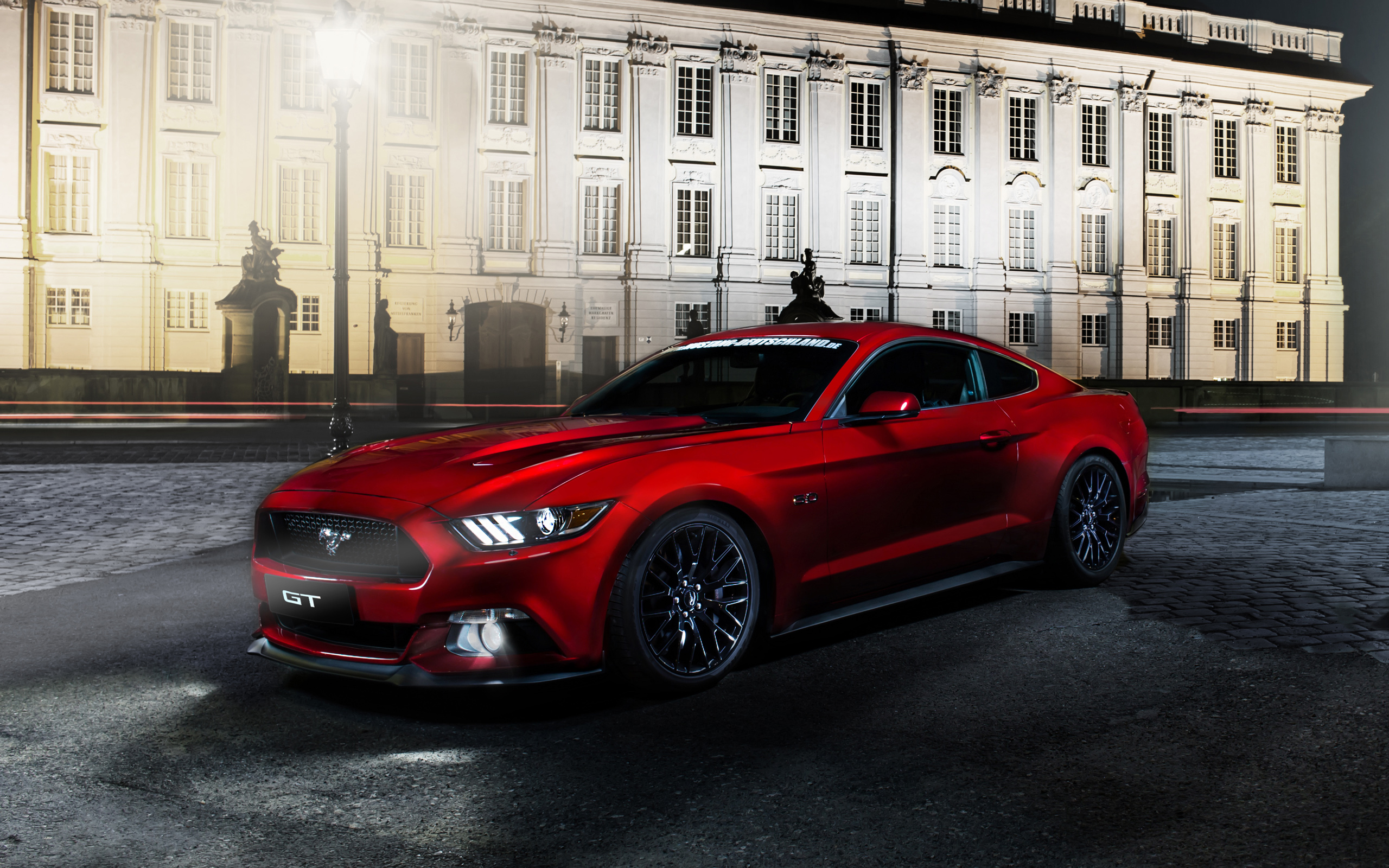 2016 Ford Mustang Gt Wallpapers High Quality Ford Mustang
