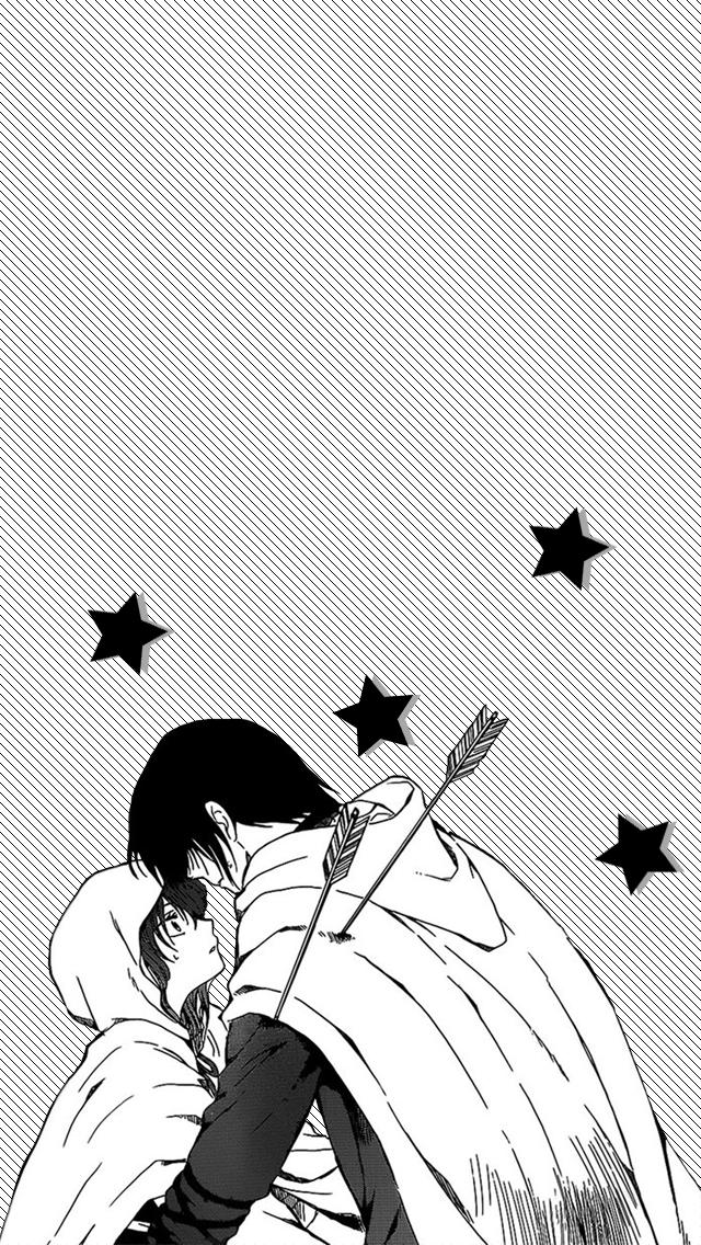 Akatsuki no yona manga 181