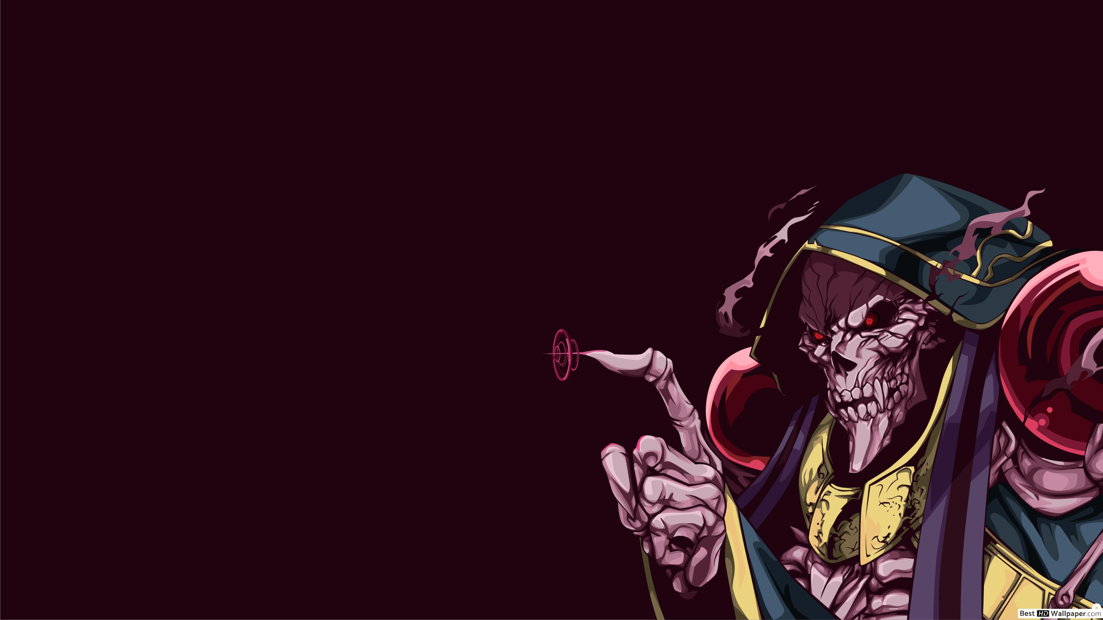 Uhd - Overlord Season 4 Release Date , HD Wallpaper & Backgrounds
