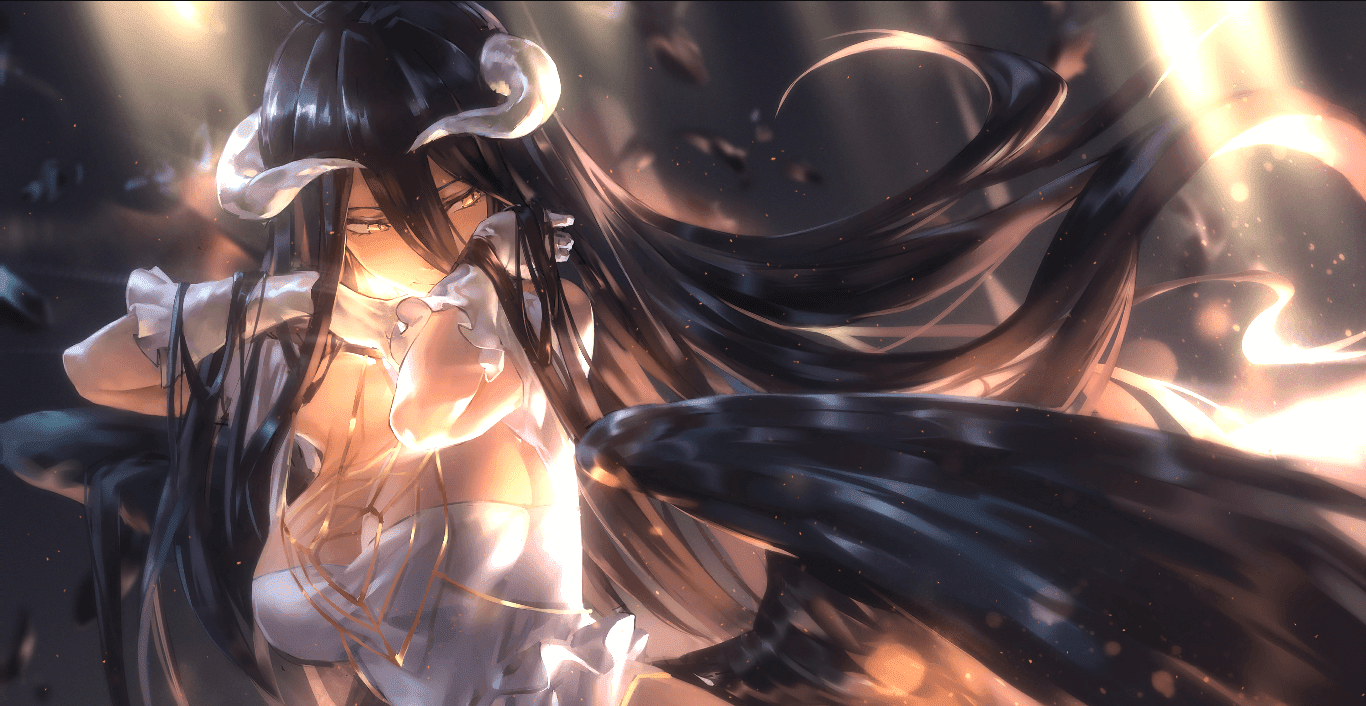 Overlord Wallpapers Overlord Wallpaper Engine Albedo 965541 Hd Wallpaper Backgrounds Download