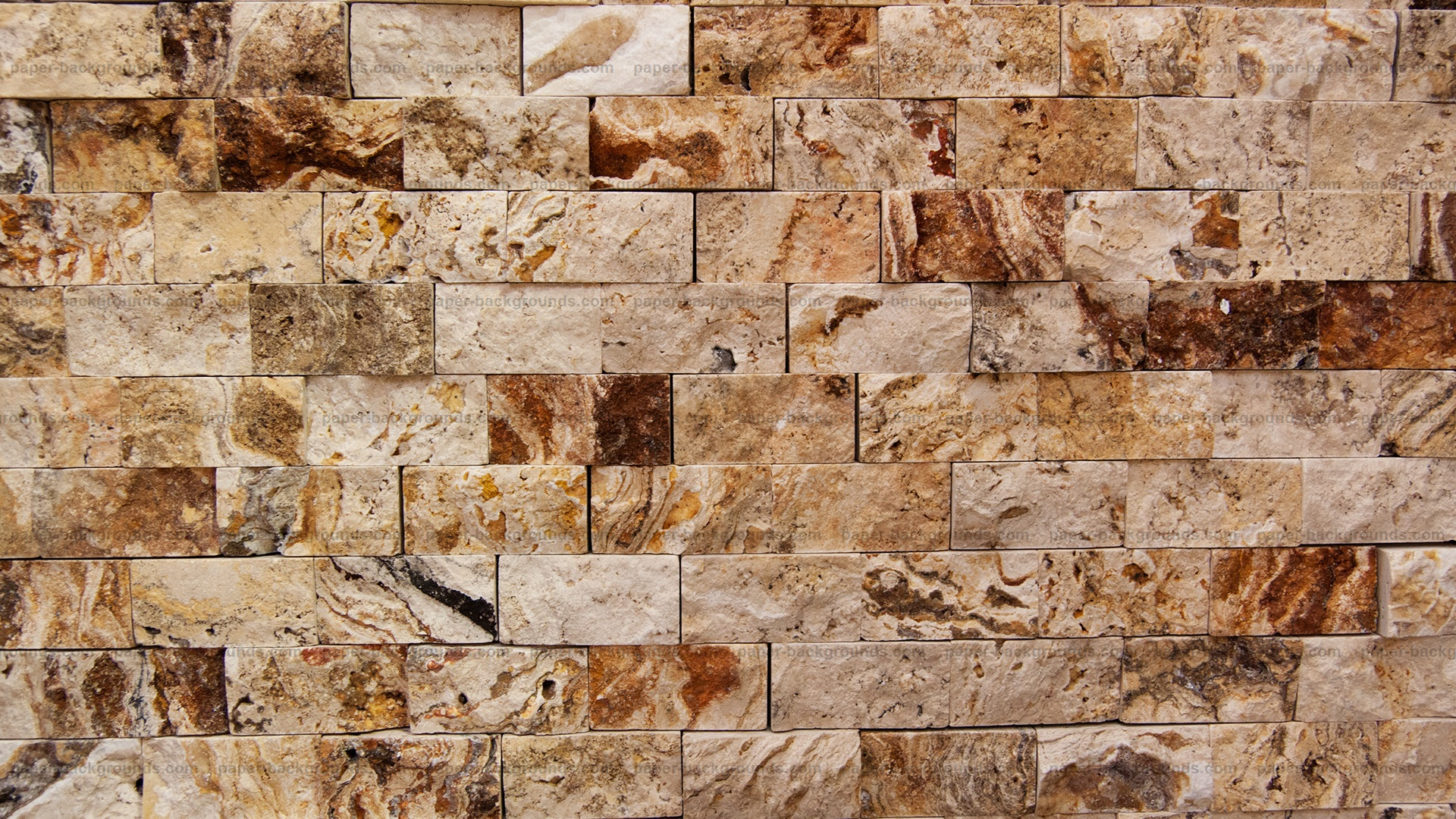 Rough Marble Brick Wall Texture Hd - Brown Marble Wall Texture , HD Wallpaper & Backgrounds