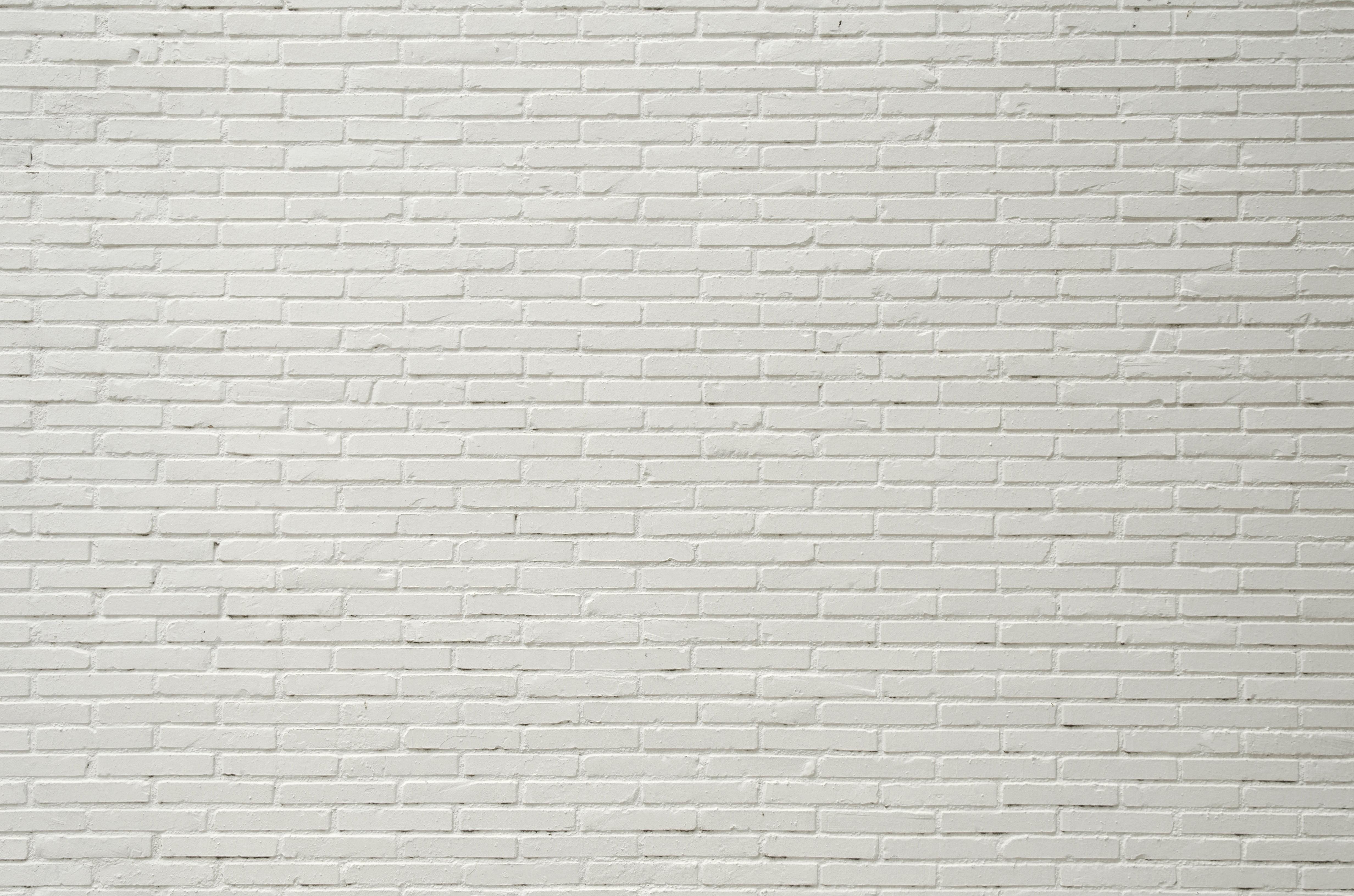 Gray Concrete Brick Wall Hd Wallpaper White Brick Wall Free 966271 Hd Wallpaper Backgrounds Download