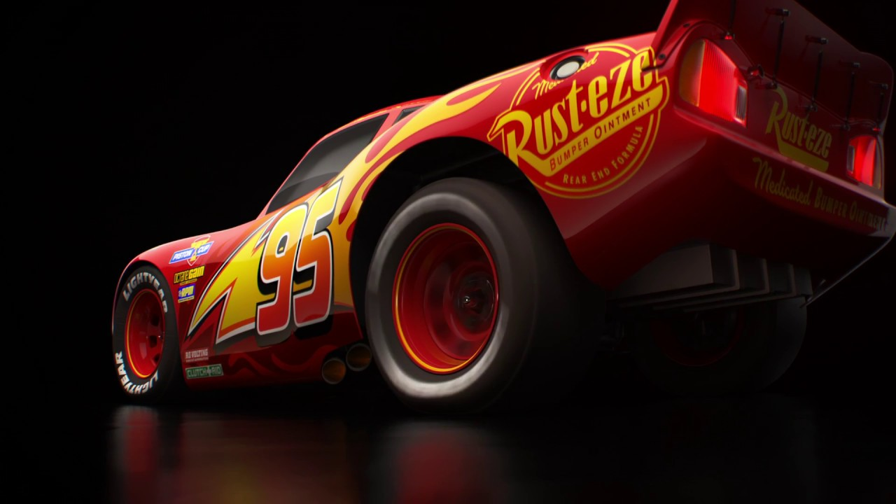 Cars 3 Cars 3 Lightning Mcqueen Back 967043 Hd Wallpaper Backgrounds Download
