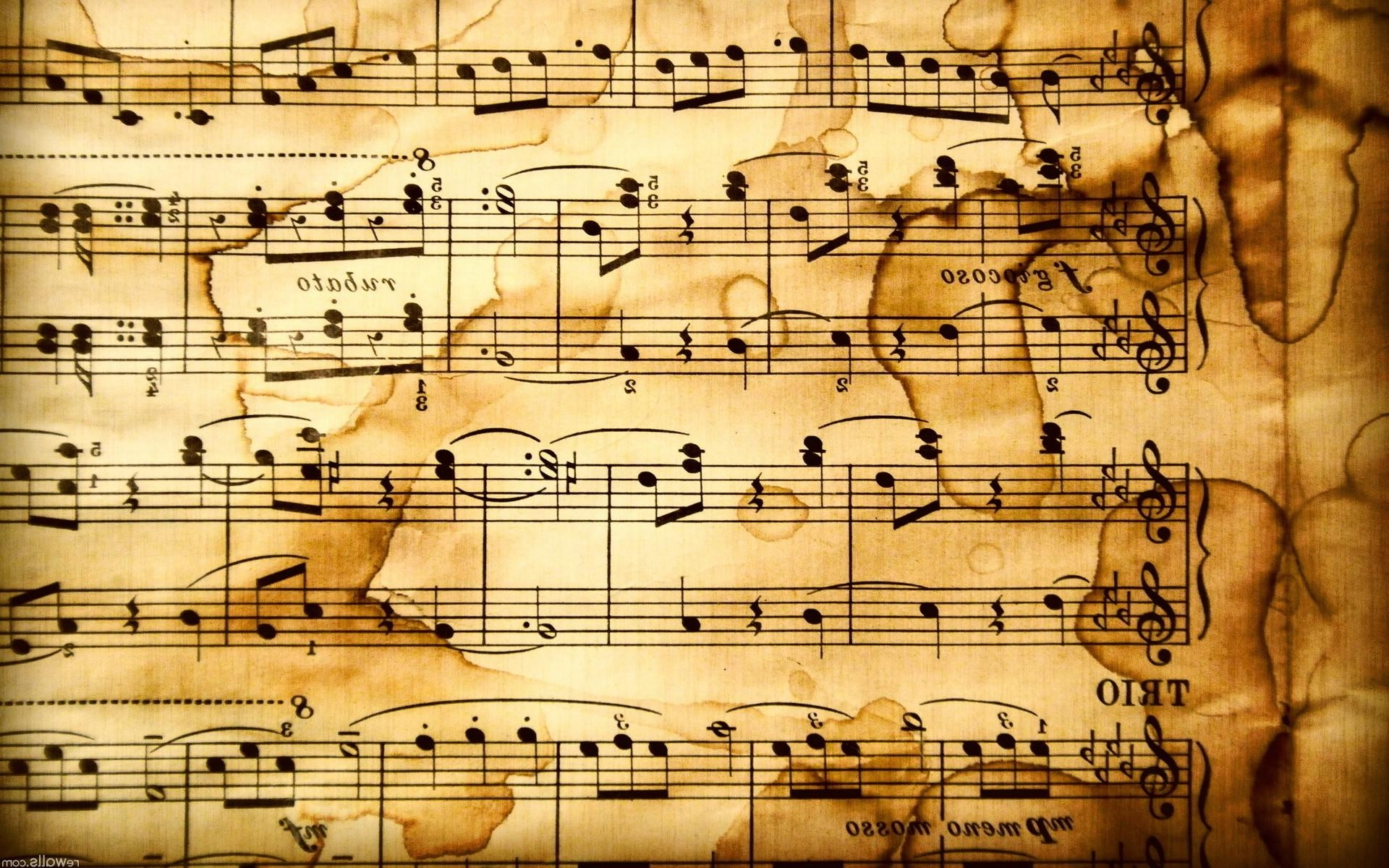 0 Notes Rustic Hd Music Notes Wallpaper Music Notes