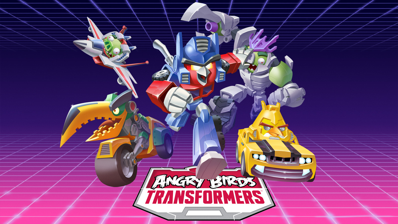 Angry Birds Transformers Rolls Out With A Gnarly And - Angry Bird Transformer Coloring Page , HD Wallpaper & Backgrounds