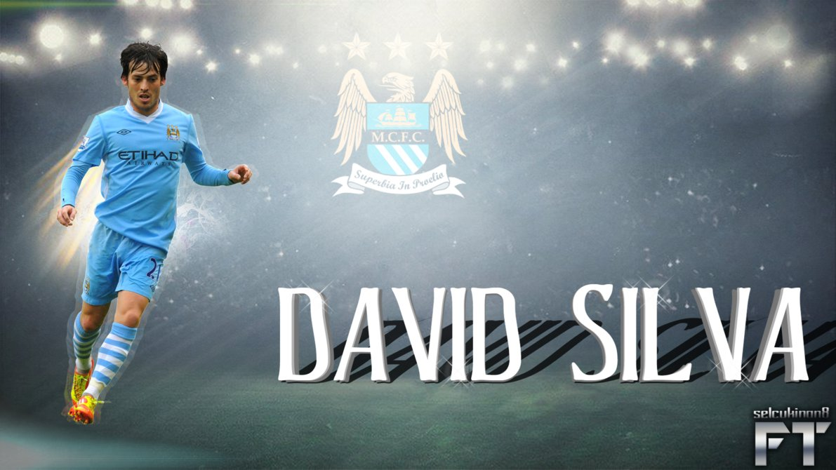 David Silva Man City Hd Wallpapers - Do Manchester City Silva , HD Wallpaper & Backgrounds