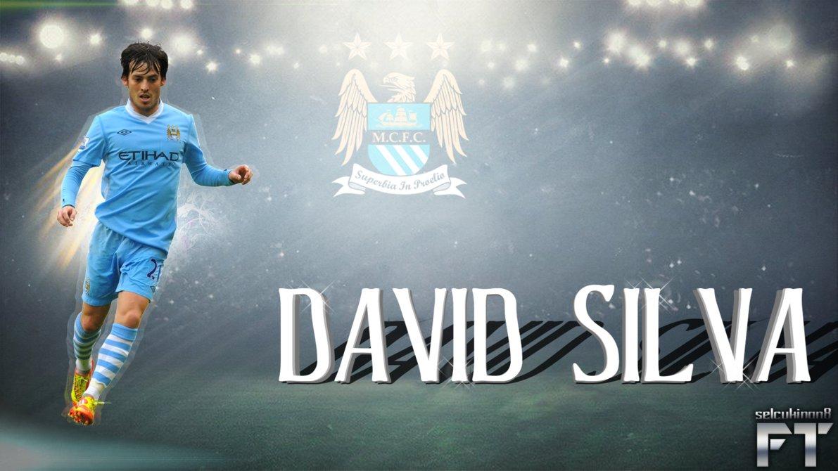 David Silva Man City Hd Wallpapers - Do Manchester City Silva , HD Wallpaper & Backgrounds