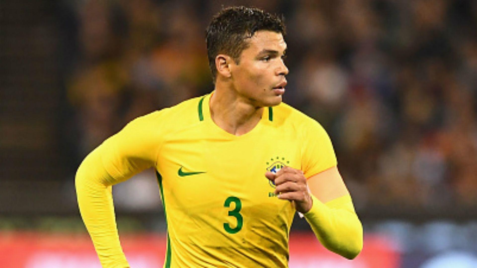Fifa World Cup Brazil 2018 Thiago Silva , HD Wallpaper & Backgrounds