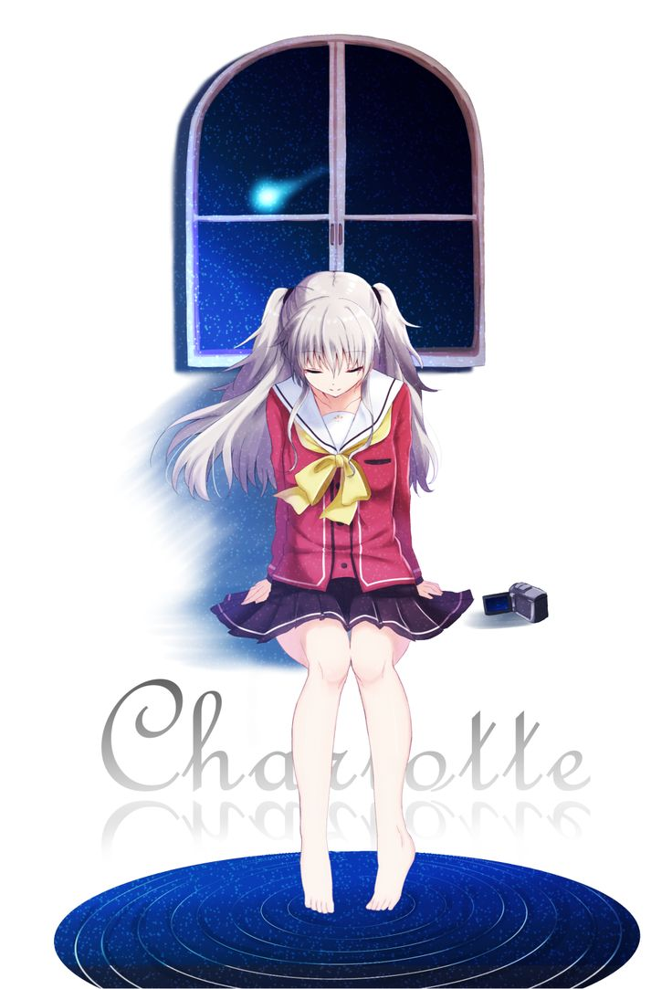 Charlotte Images Charlotte Hd Wallpaper And Background 友利 奈緒