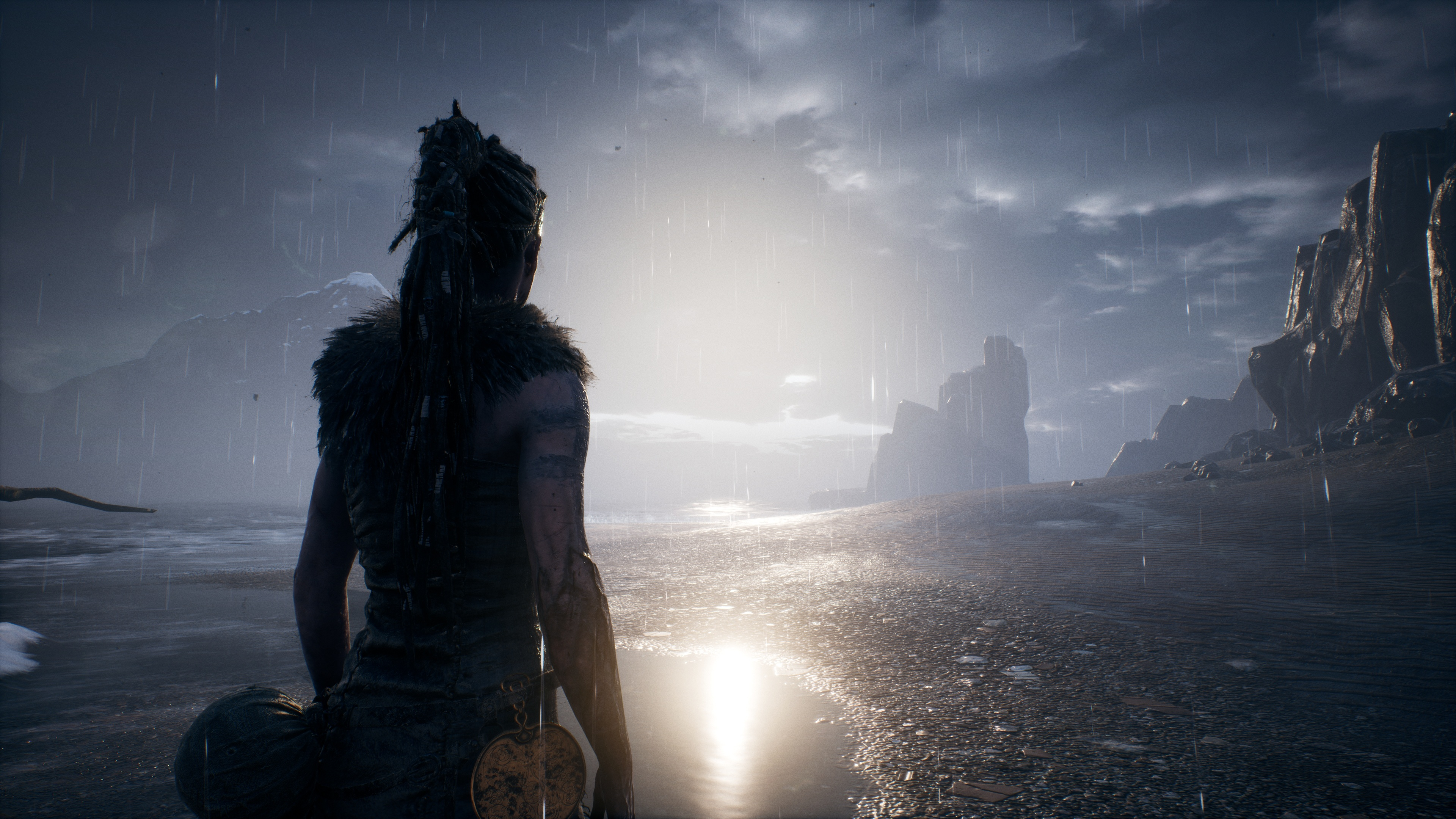 Hellblade Senua S Sacrifice 4k 974689 Hd Wallpaper
