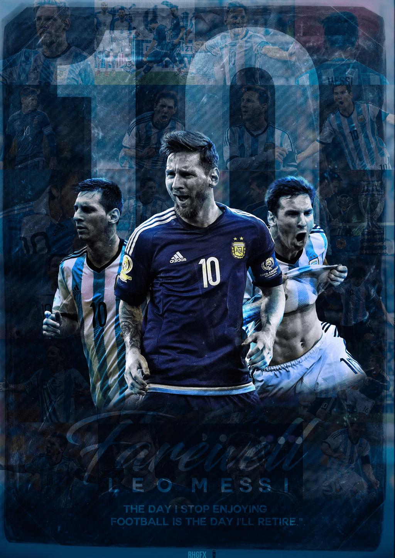 Argentina Football Team Wallpapers Wallpaper Cave - Lionel Messi Argentina Wallpaper 2018 , HD Wallpaper & Backgrounds