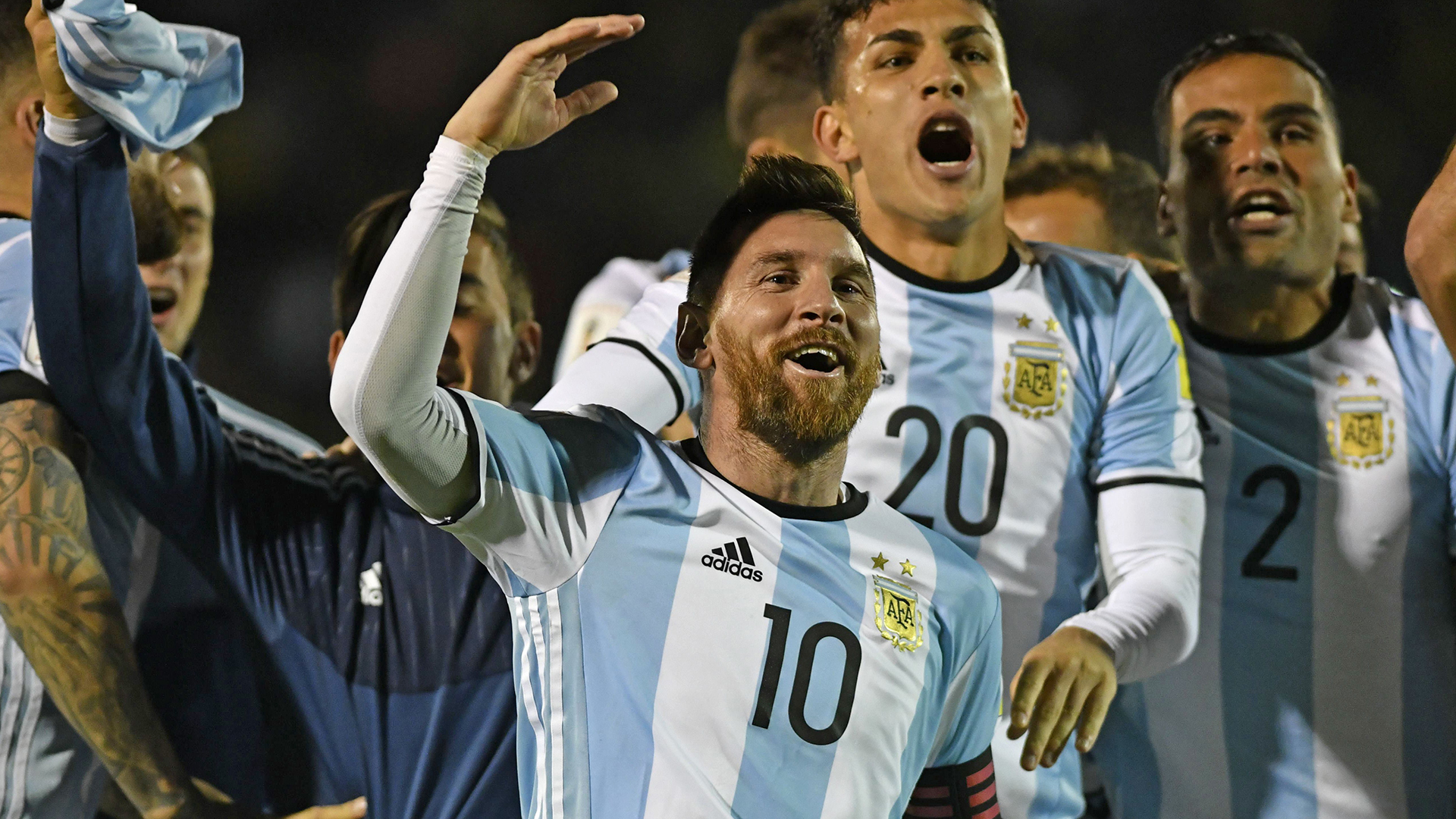 Argentina Vs Iceland 2018 World Cup , HD Wallpaper & Backgrounds