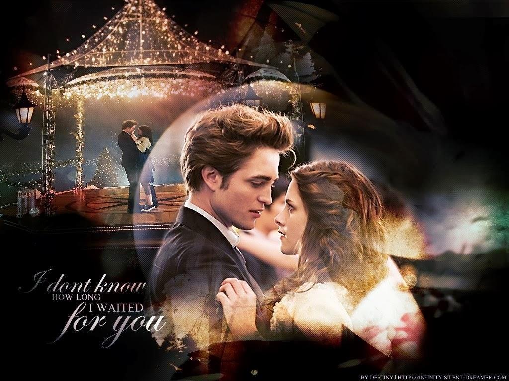 Edward And Bella S Prom Twilight Prom 976502 Hd Wallpaper