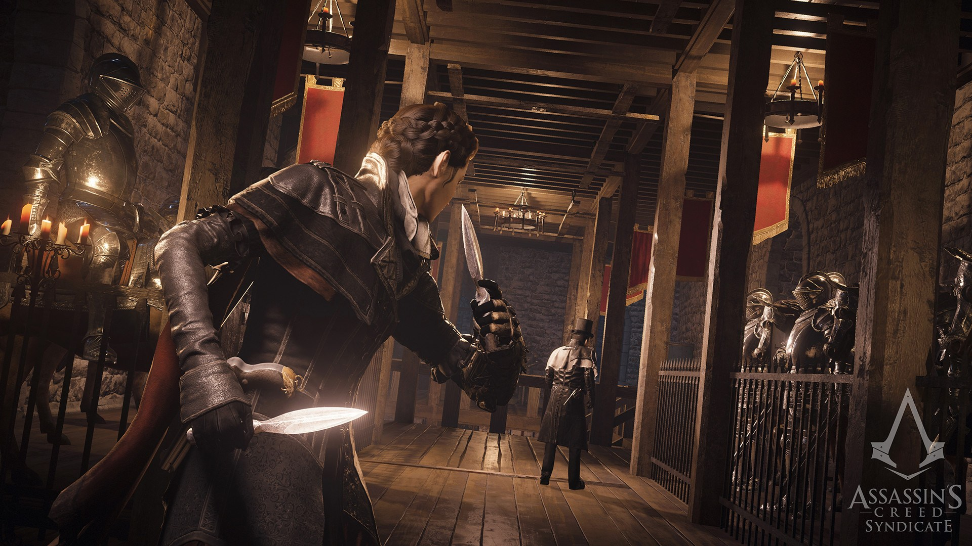 Animus Wallpaper 2018 63 Images Assassins Creed Syndicate Evie