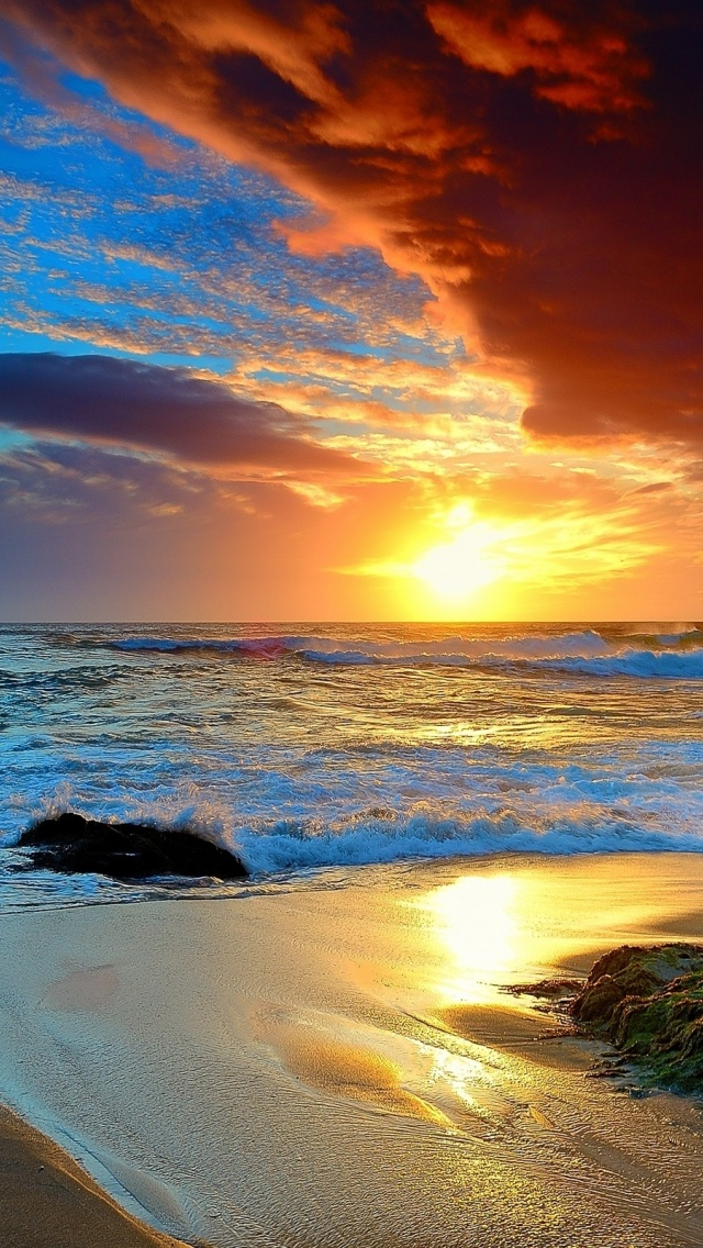 Landscapes Of The Ocean , HD Wallpaper & Backgrounds
