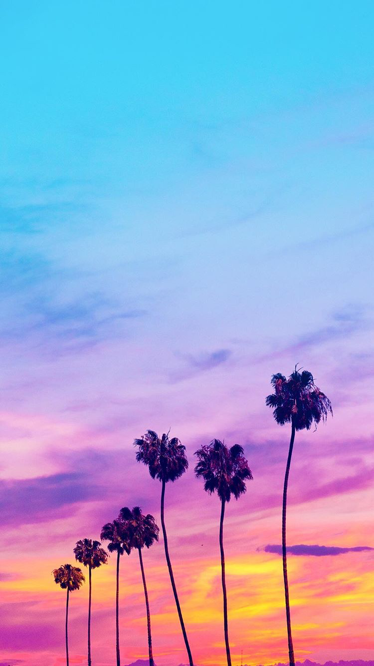 Matt Crump Photography Pastel Iphone Wallpaper Beach - Pastel Sunset Wallpaper Iphone , HD Wallpaper & Backgrounds