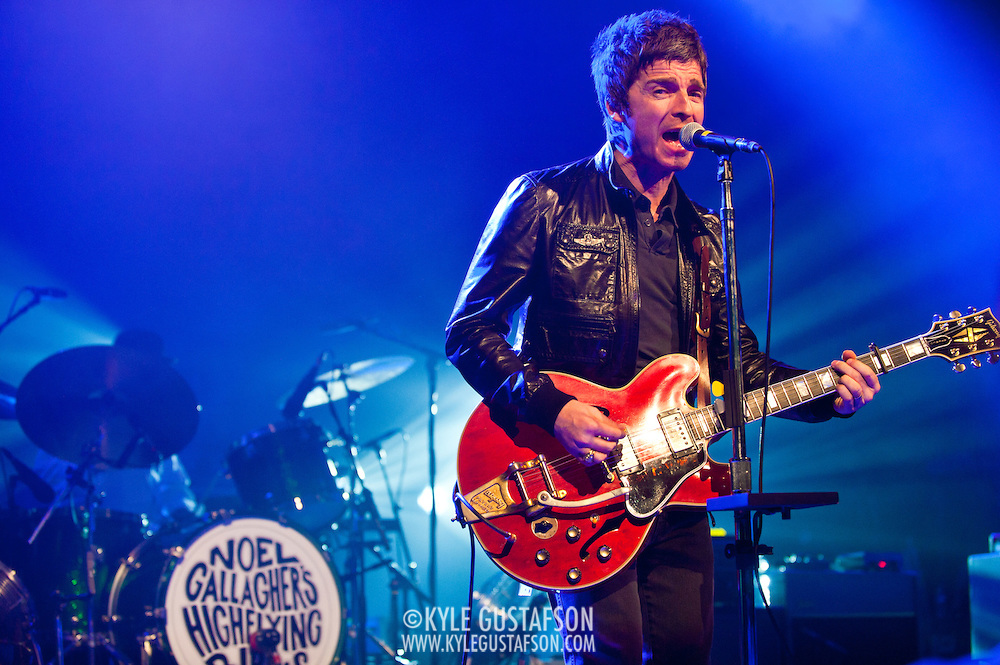 12th Street Beat - Noel Gallagher High Flying Birds , HD Wallpaper & Backgrounds