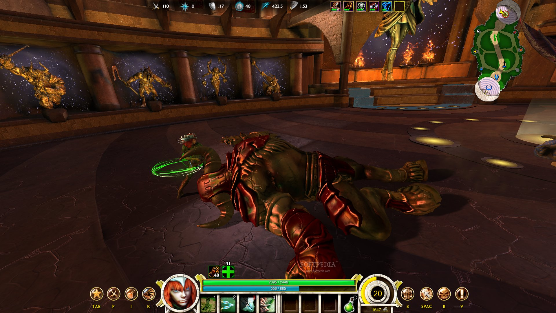 Smite Action - Games Like Smite For Pc , HD Wallpaper & Backgrounds