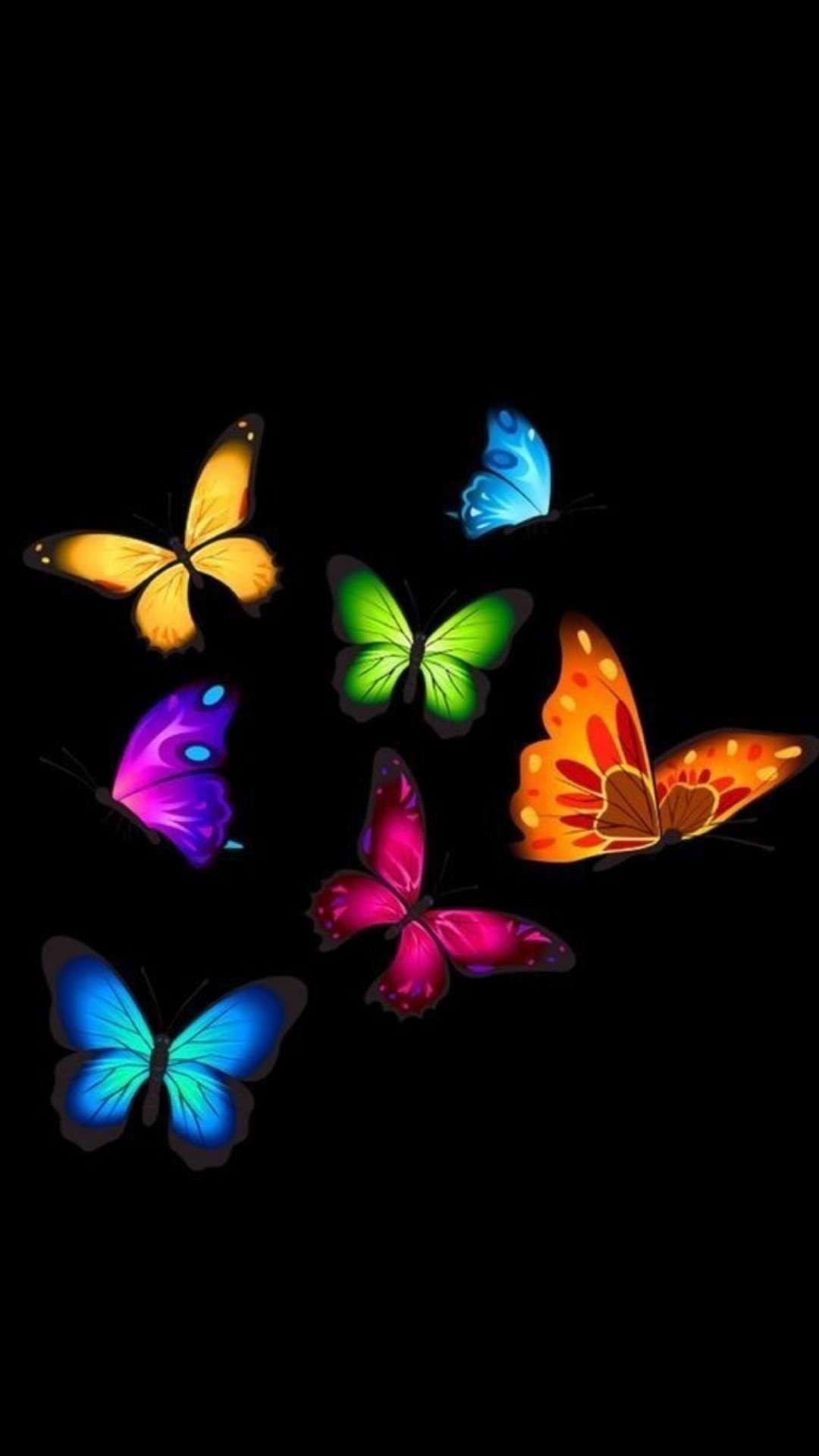 Butterfly Art, Butterflies, Wallpapers Android, Stuffing, - Android Butterfly Wallpaper Hd , HD Wallpaper & Backgrounds