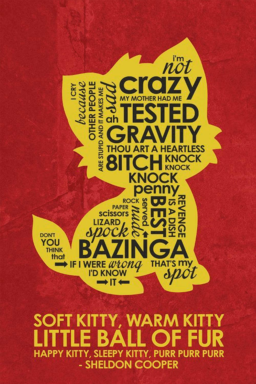 The Big Bang Theory Big Bang Theory Poster Wall 988081 Hd