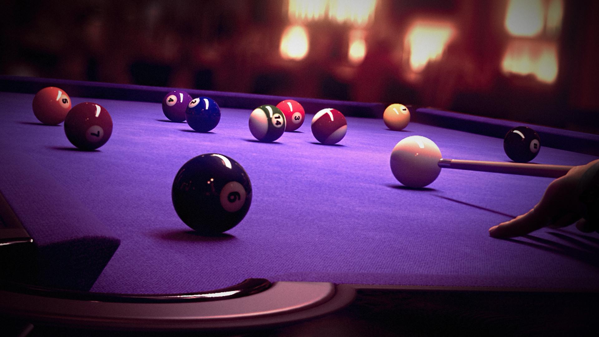 Pool Table Artwork , HD Wallpaper & Backgrounds
