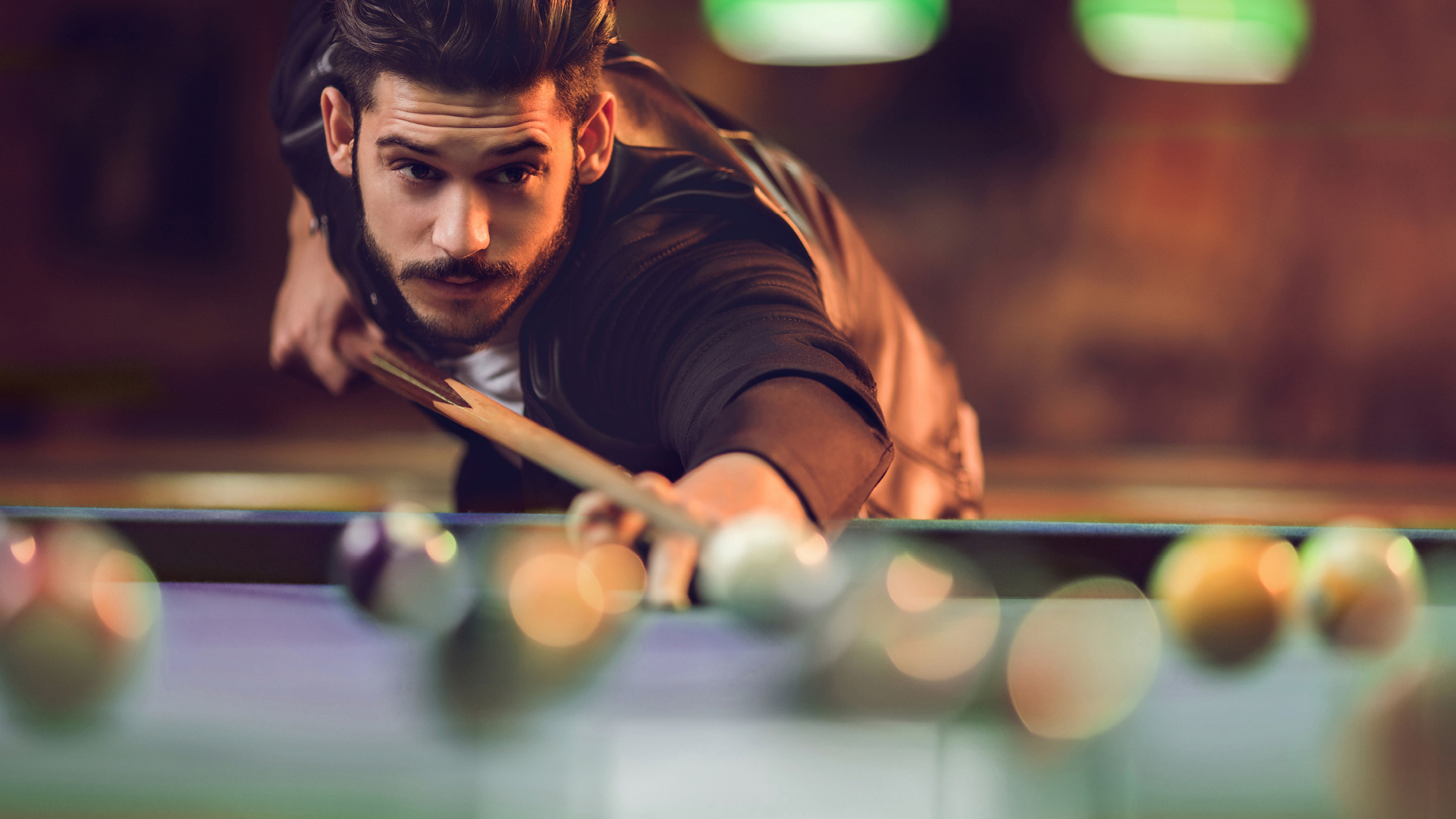 How To Play - Cue Sports , HD Wallpaper & Backgrounds