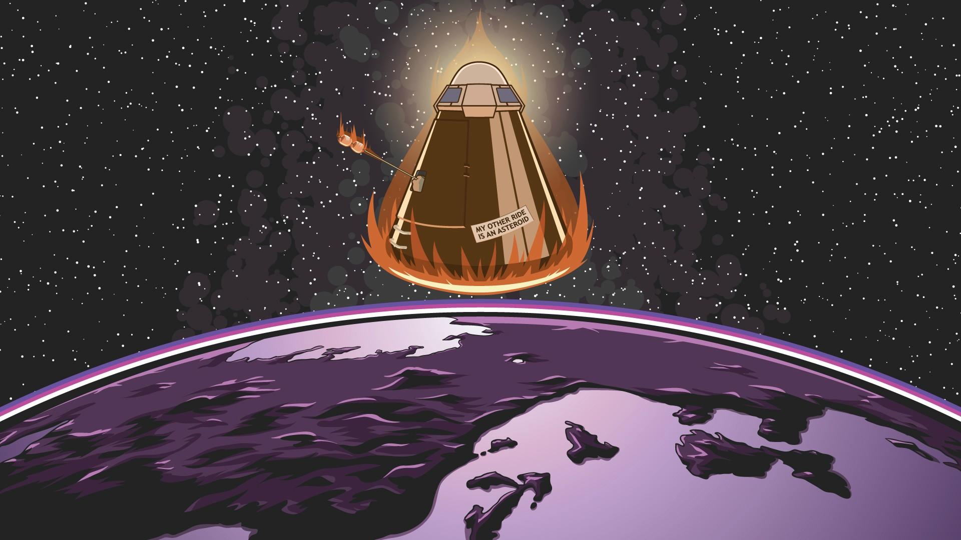 Kamping Trip Kerbal Space Program Artwork 989522 Hd