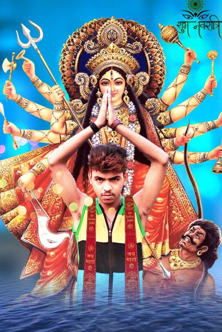 Ankit Kumar Hd Wallpaper - Durga Puja , HD Wallpaper & Backgrounds