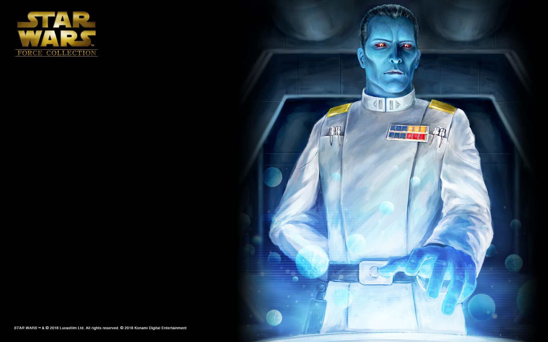 Grand Admiral Thrawn Grand Admiral Thrawn Art 993376 Hd Wallpaper Backgrounds Download
