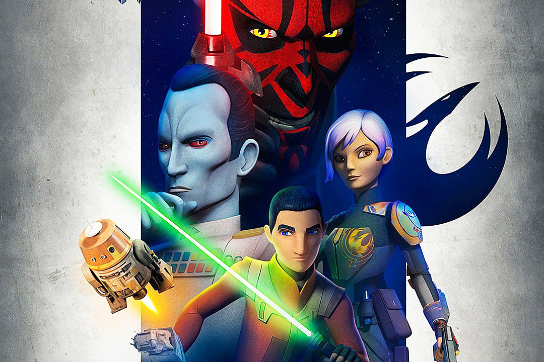 Star Wars Rebels Goes To The Dark Side In New S3 Star Wars Rebels Season 3 Soundtrack 993646 Hd Wallpaper Backgrounds Download