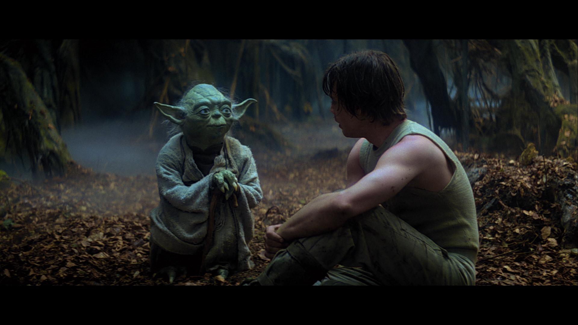 The Empire Strikes Back Star Wars Episode V The Empire Strikes Back Yoda 993712 Hd Wallpaper Backgrounds Download
