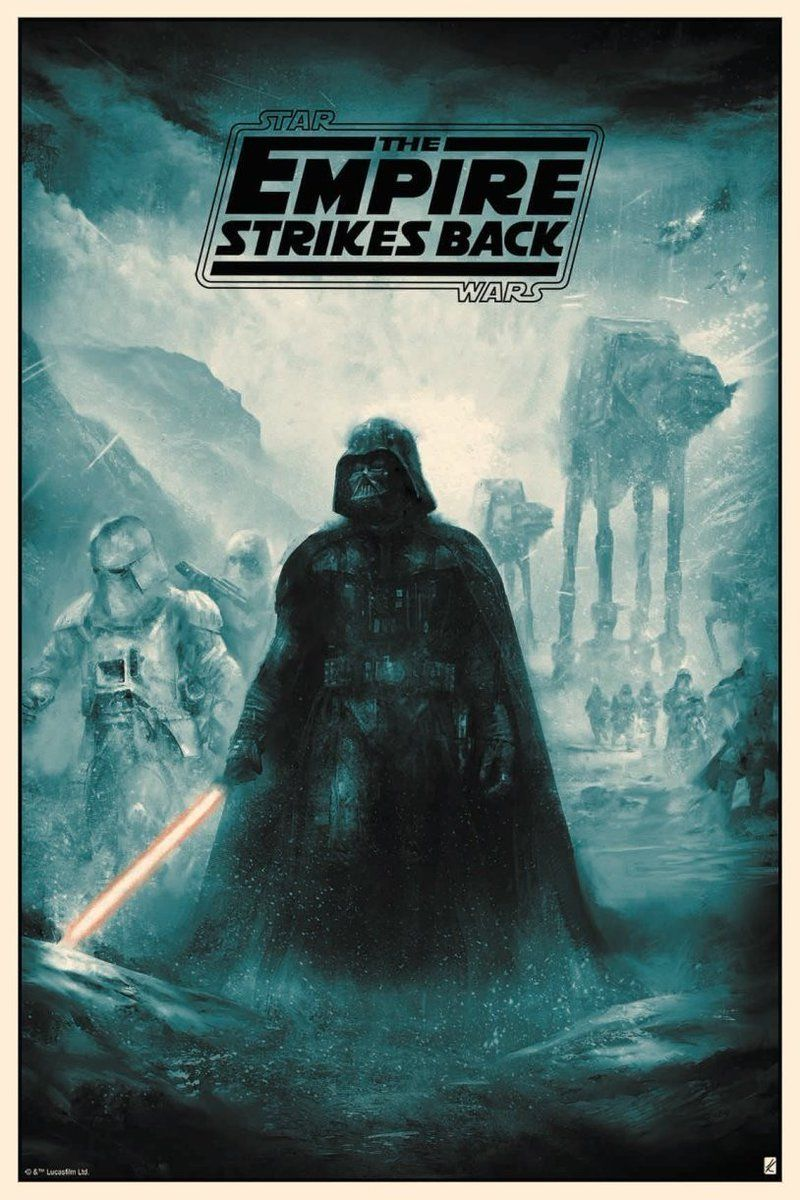 Know The Movies On Twitter Empire Strikes Back Film Poster 993922 Hd Wallpaper Backgrounds Download