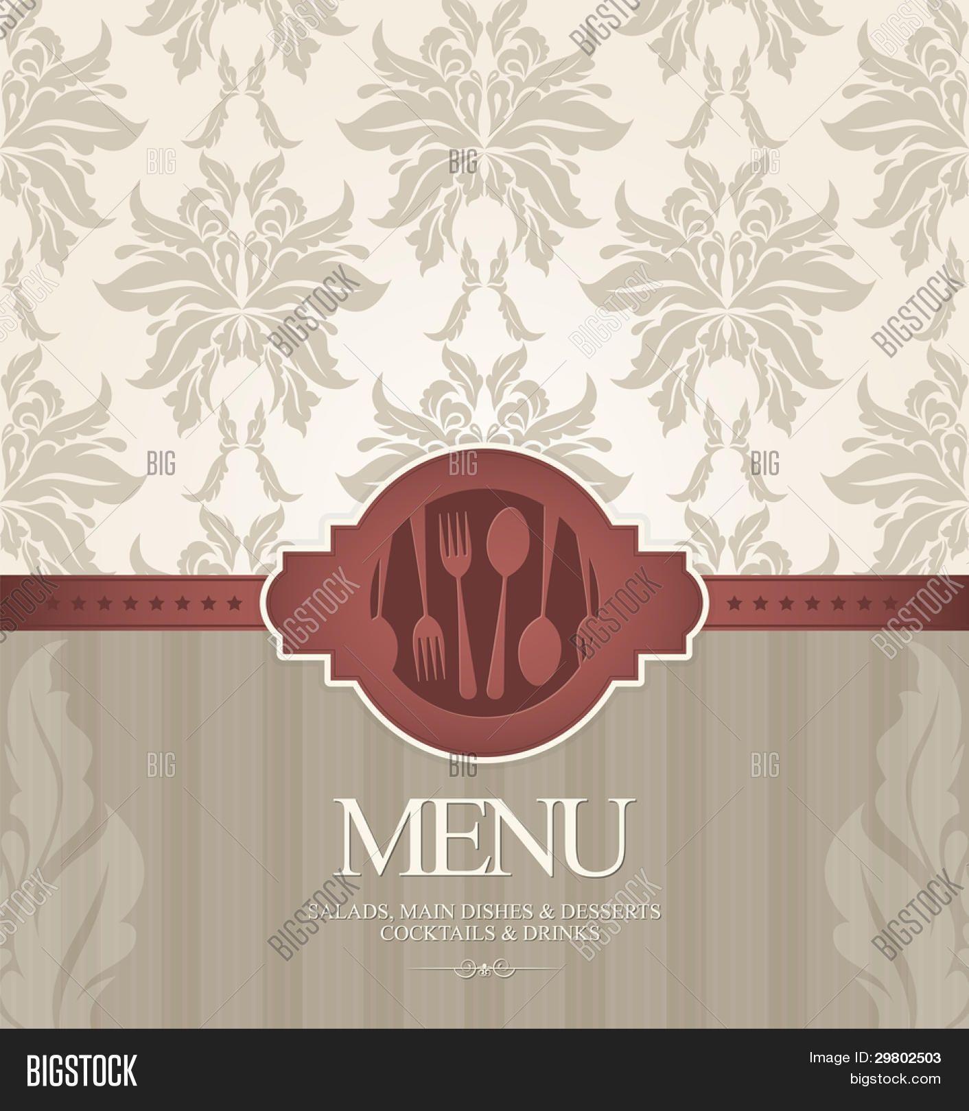 Restaurant Menu Background Design 996435 Hd Wallpaper Backgrounds Download