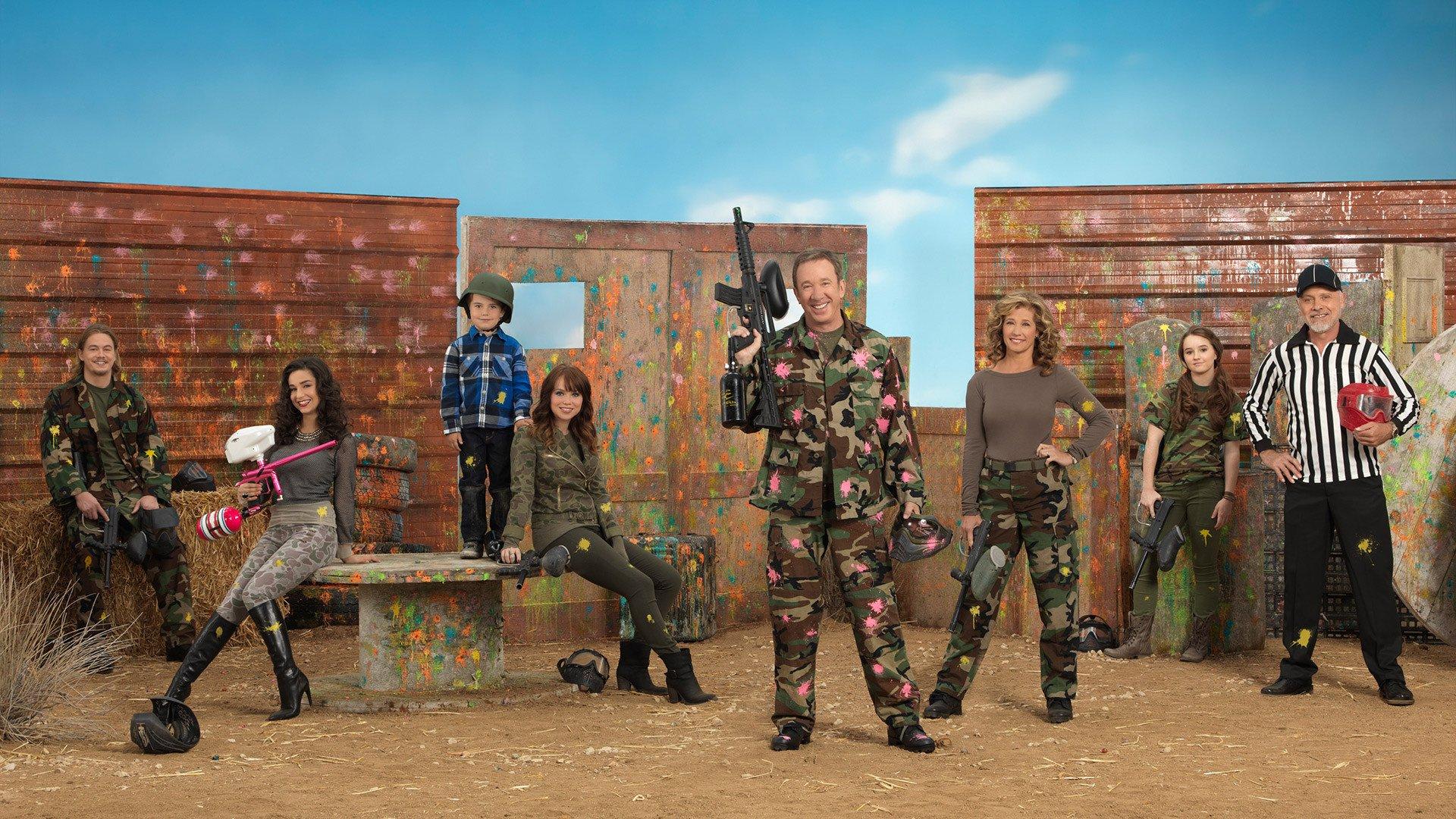 Wallpapers Id - - Last Man Standing Tv Show Guns , HD Wallpaper & Backgrounds