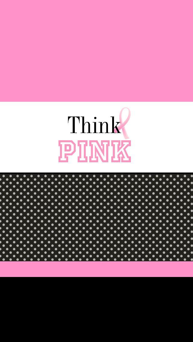 Breast Cancer Awareness Wallpaper - Iphone Breast Cancer Awareness , HD Wallpaper & Backgrounds